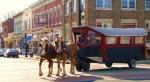 Horse-drawn Trolley
