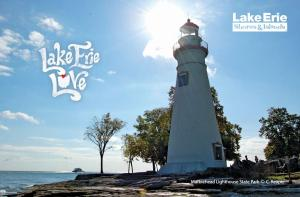 Lake Erie Love - The Marblehead Lighthouse